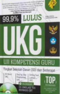 Buku Panduan Soal UKG