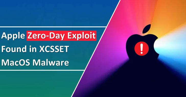 XCSSET MacOS Malware