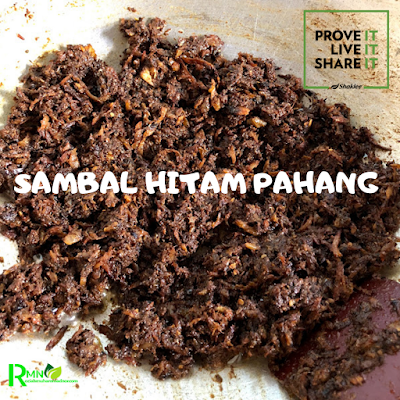 SAMBAL HITAM PAHANG
