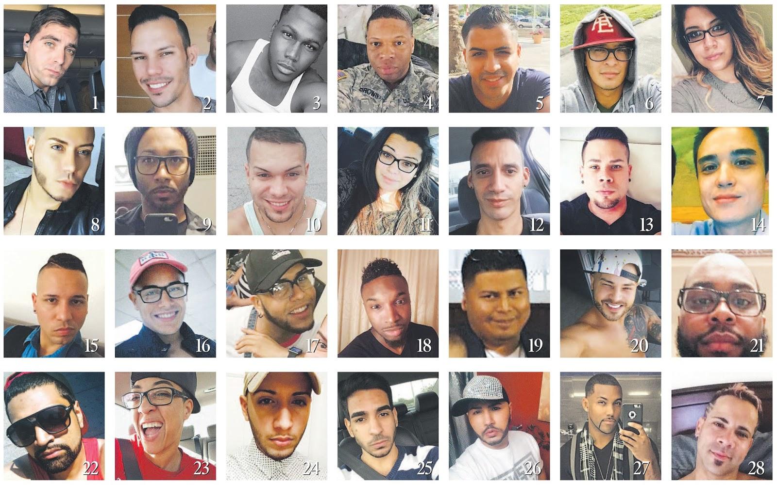 Orlando victims, 4