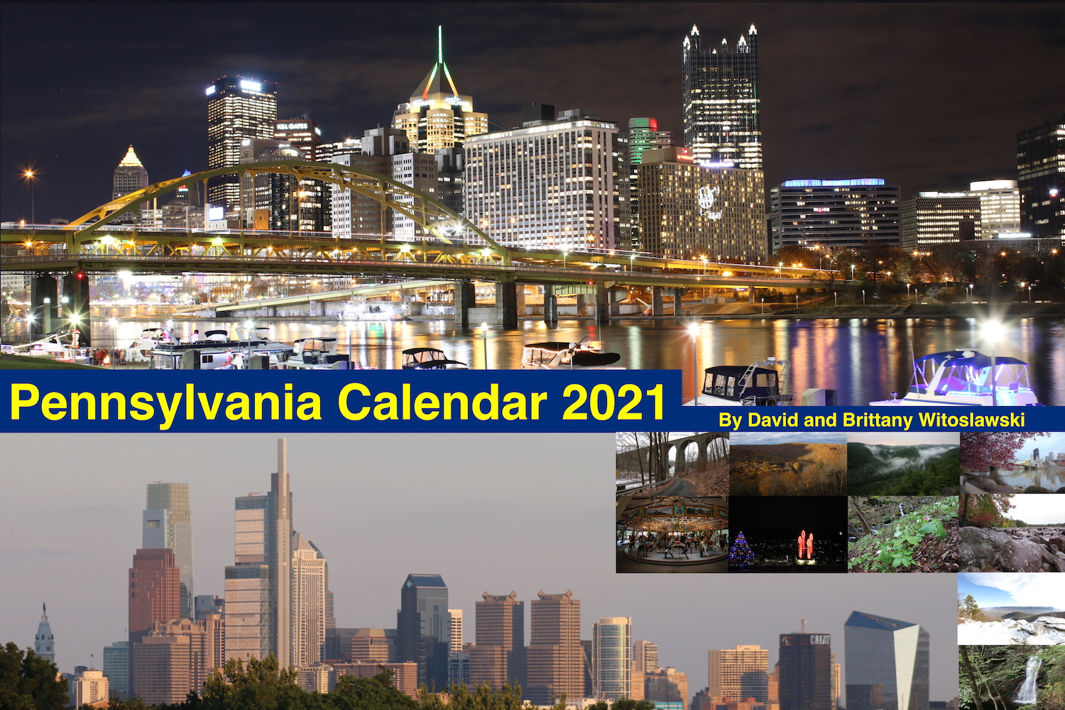 2021 Pennsylvania Calendar | Interesting Pennsylvania and Beyond