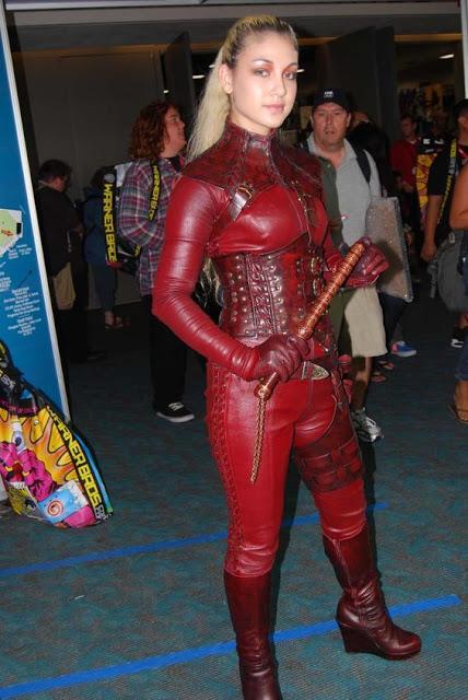 The Federalist Comic Con Hot Super Chicks
