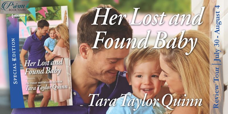 It's the Grand Finale for HER LOST AND FOUND BABY by Tara Taylor Quinn!