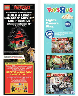 Toys R Us Canada Flyers September 22 - 28, 2017