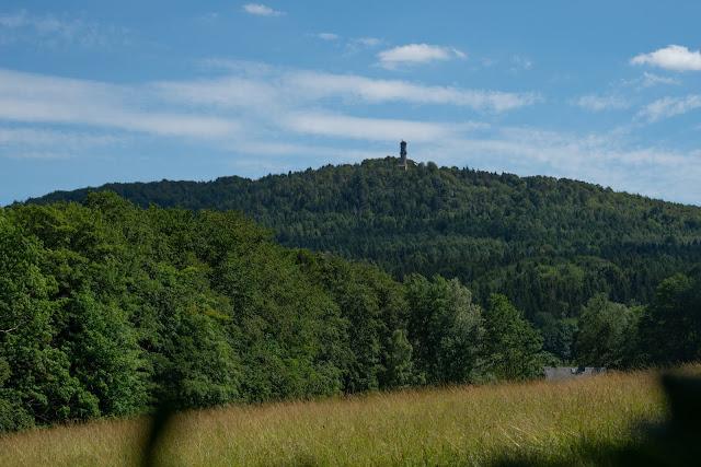 Oberlausitzer Bergweg | Etappe von Waltersdorf nach Oybin | Wandern im Zittauer Gebirge | Sachsen 15
