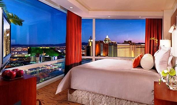 Hotel Aria Las Vegas Quarto
