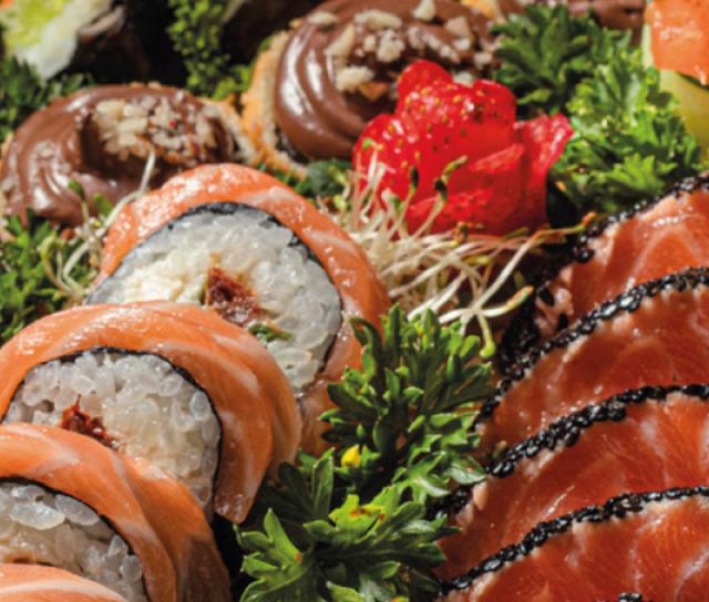 Conebox Sushi