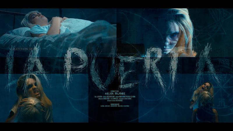Gretcheen Grey - ¨La Puerta¨ - Videoclip - Director: Helier Muñoz. portal Del Vídeo Clip Cubano. Música cubana. Pop. Cuba.