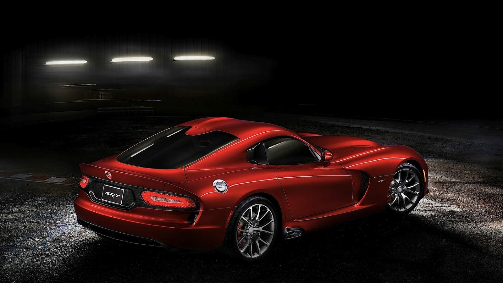 Free Cars HD: Dodge Viper SRT HD Wallpapers