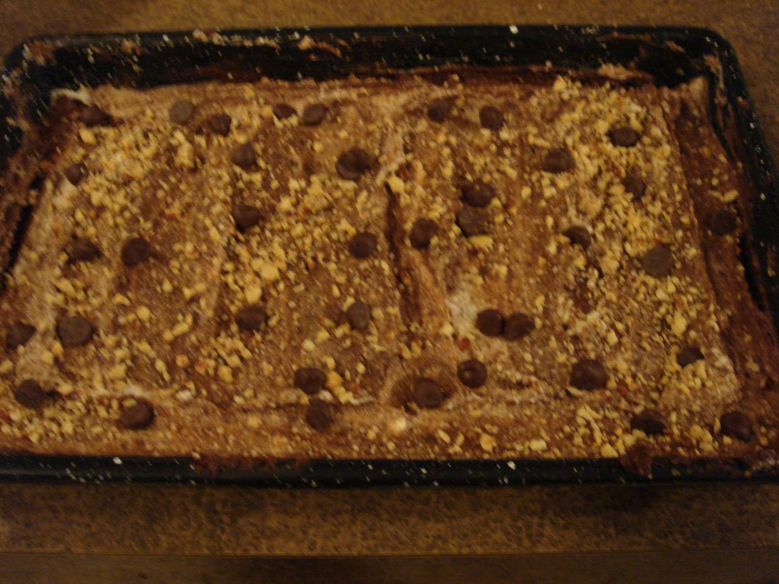 Generation Y Foodie Black Bean Brownies With Ricotta Swirl