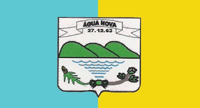Bandeira de Água Nova