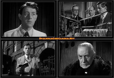 El hombre vestido de blanco (1951)  DESCARGA CINE CLASICO