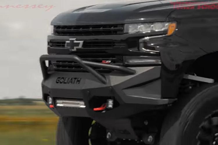 Chi tiết Chevrolet Silverado quái vật 800 mã lực hơn 8,7 tỷ đồng
