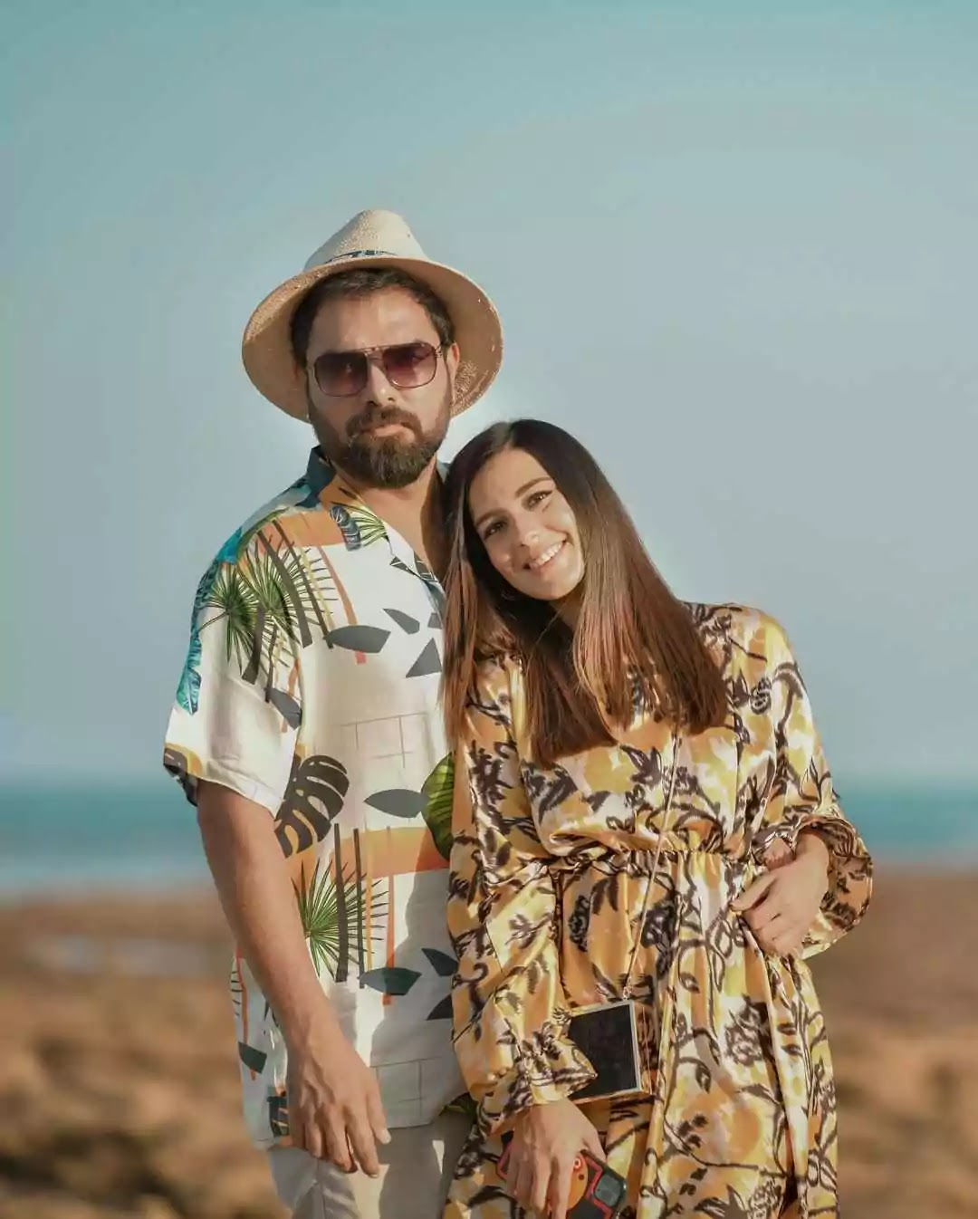 Iqra Aziz spends time with newborn son Kabeer