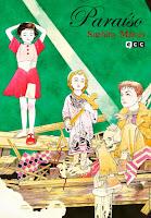 Paraíso (Suehiro Maruo) - ECC Ediciones
