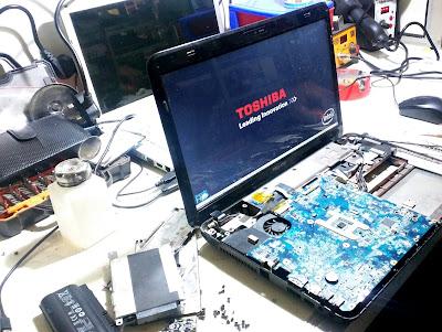Service Laptop Malang