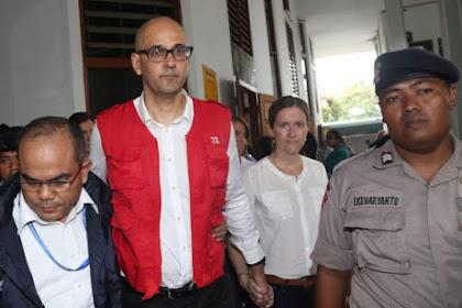 Dapat Grasi Dari Presiden Jokowi, WNA Kanada Terpidana Kasus Pencabulan Anak Bebas