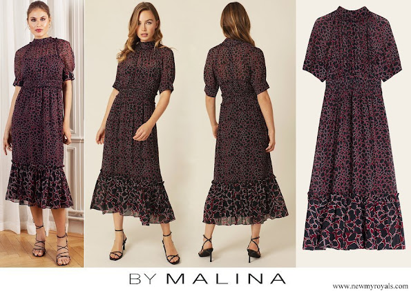 Crown Princess Victoria wore By Malina Lysandra dress