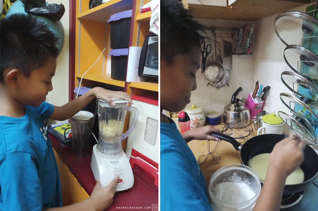 Jem Nanas Homemade Sedap Tahan Lama