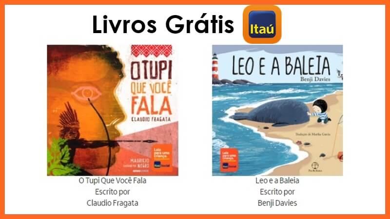 Livros grátis Itaú 2019 #issomudaomundo