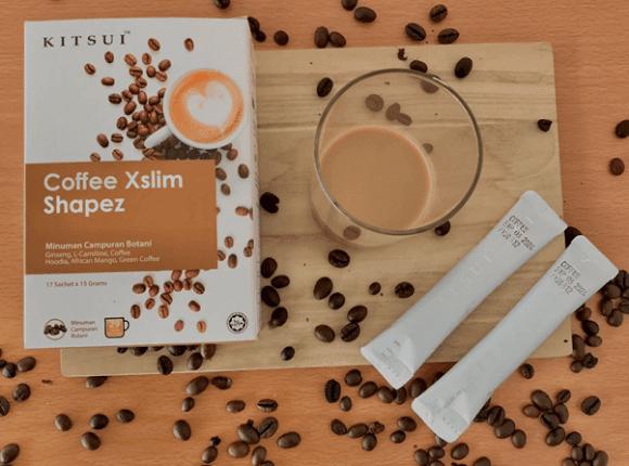 Produk Kitsui Coffee Xslim Shapez