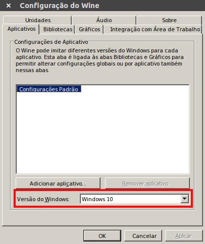 instalar e configurar o wine no ubuntu linux