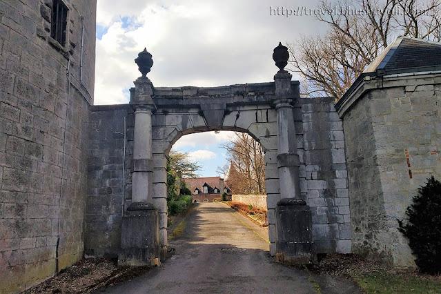 Beauraing Castle Sainte-Marie