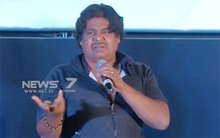 Mansoor Ali Khan at Sema Movie Audio Launch