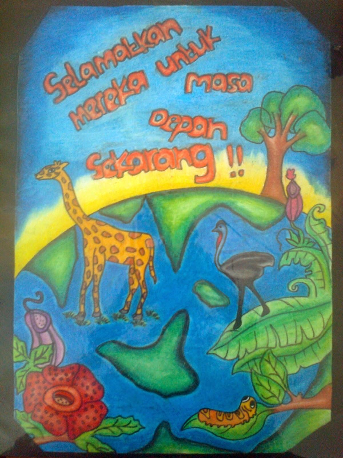 Kunci jawaban tema 4 buku tematik kelas 3 sd ini ditujukan kepada orang tua atau. Berkreasi Membuat Poster (Halaman 137) - BELAJAR KURIKULUM