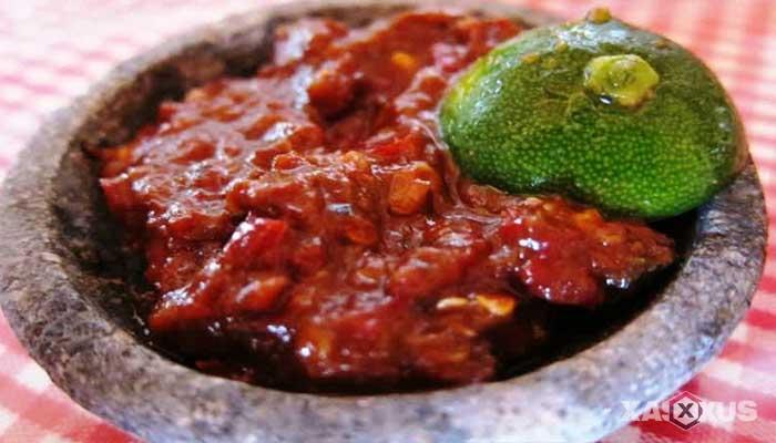 Resep cara membuat sambal terasi - sambal terasi tanpa tomat