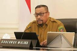 Murad Ismail Terima Penghargaan Kapolri dan LKNI
