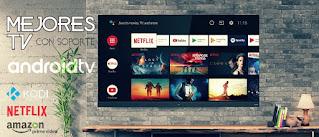 Comprar televisor con Android oferta