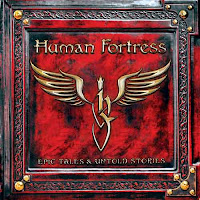 "Ο δίσκος των Human Fortress ""Epic Tales & Untold Stories"""