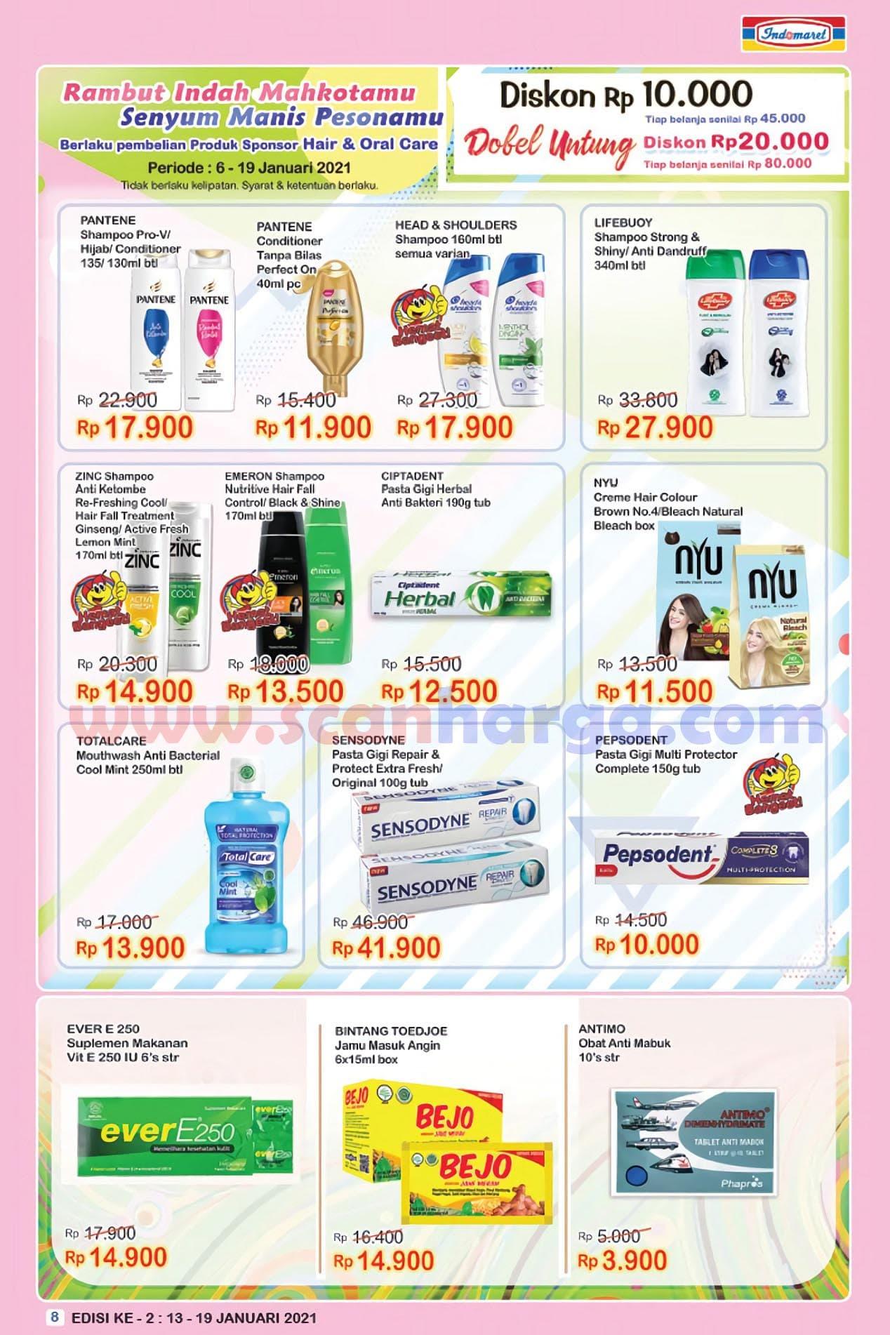 Katalog Promo Indomaret 13 - 19 Januari 2021 8