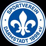 Logo Tim Klub Sepakbola Darmstadt 98 PNG