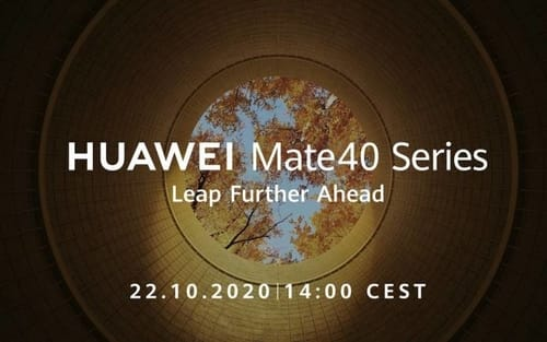 Mate 40 .. will this be the last Huawei series to run on Android?