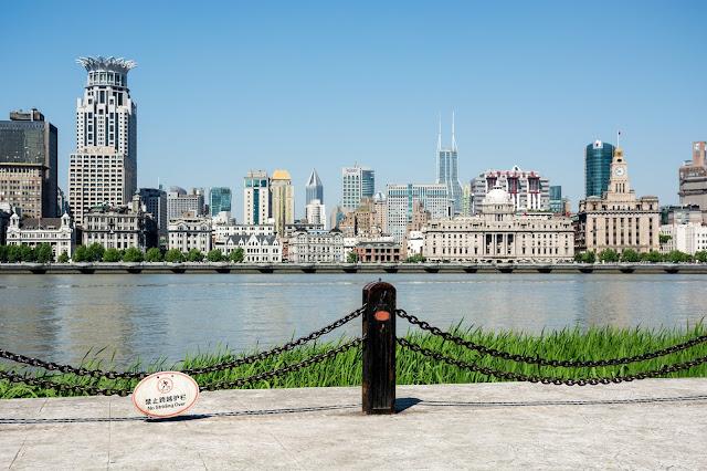 Shanghai, Šanghaj, promenade, Pudong, china, čína