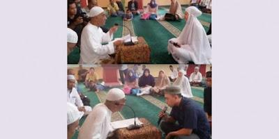 anton dan wenny bersyahadat di bulan ramadhan