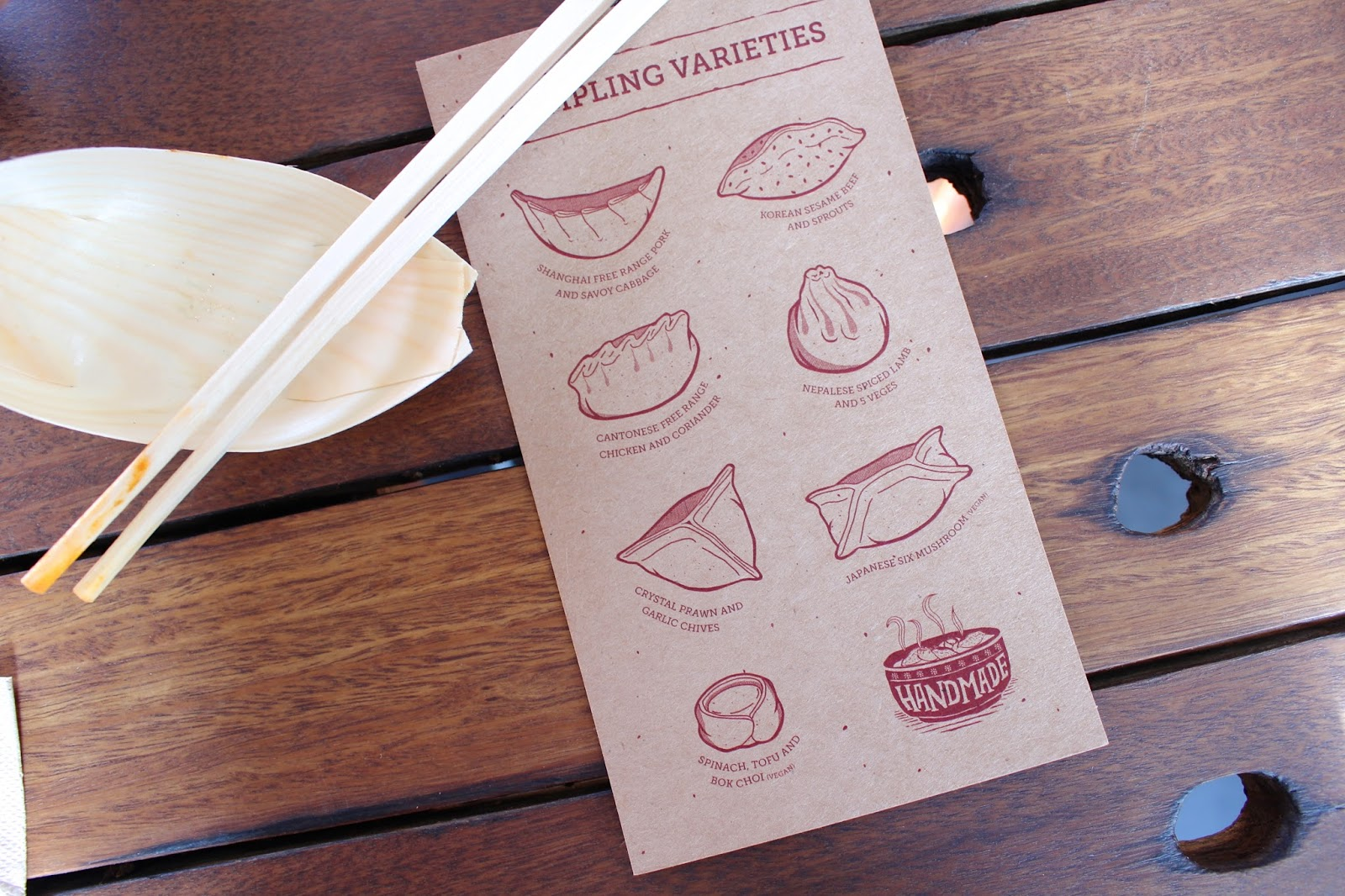 Wellington Guide + Food Hotspots House of Dumplings