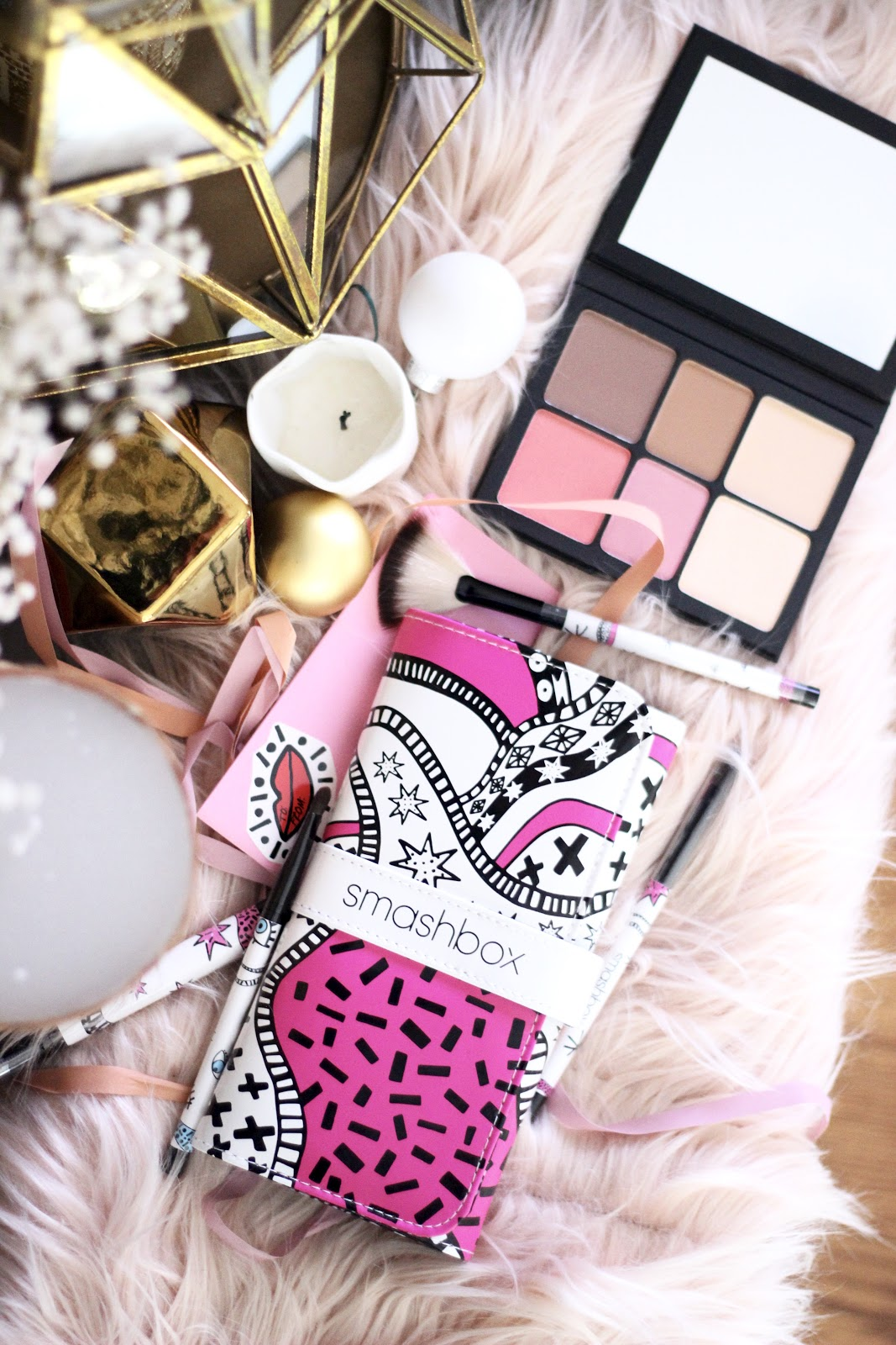 Holiday 2017 Gift Guide - Make up & Skincare Sets-- Benefit, Smashbox, NARS, Biotherm, NYX, CLEAN, Pixi
