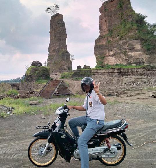 Wisata hits Brown Canyon Semarang