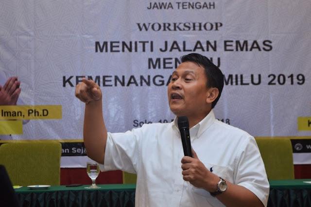 Mardani: Selesaikan Janji Lama Saja, Pasti Banyak Yang Dukung