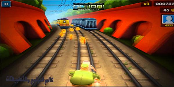 تحميل لعبة صب واي الاصدار الأخير برابط مباشر مجانا Download Subway surfers Free
