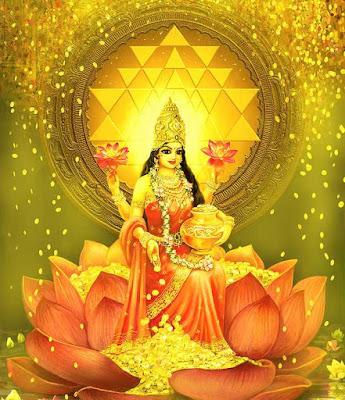 Shri Laxmi Lahari