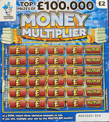 £2 Money Multiplier