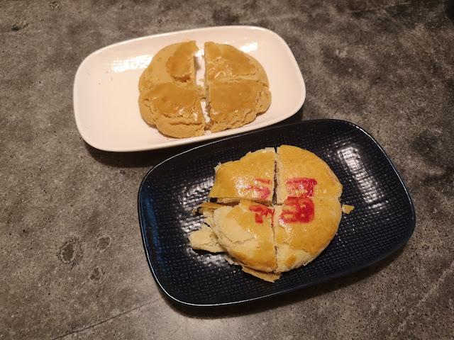 东兴核桃饼与老婆饼