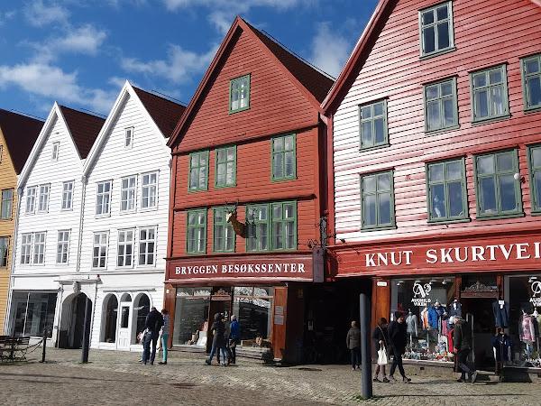 Bergen Trip Day One: Bryggen & Mount Floyen