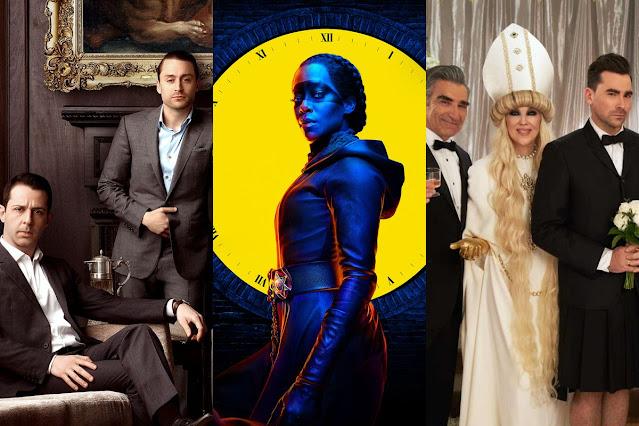 Indicados ao Emmy 2020