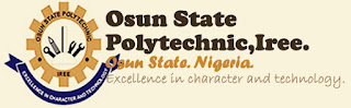 2017/2018 Osun State Polytechnic Iree Pre-ND Admission Form is Out