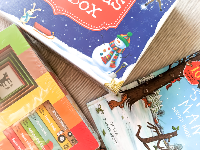 Book Gift Sets for Children from TK Maxx